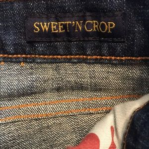 Lucky Brand Jeans - Lucky Brand Sweet 'N Crop Jeans, Size 14